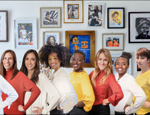 Seeing is Believing: The Power of Female Role Models